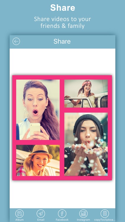 Video Collage - Collage Maker screenshot-4