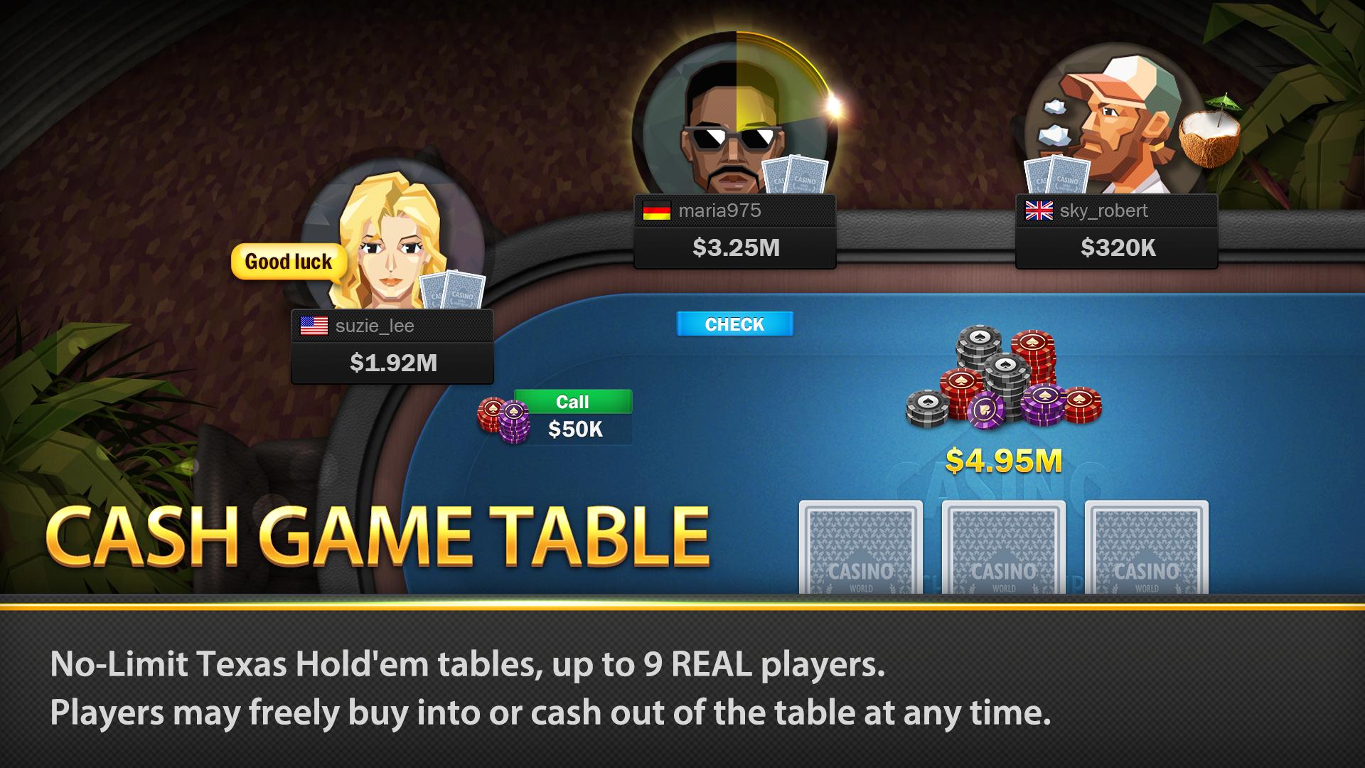 Casino World Championship screenshot 13