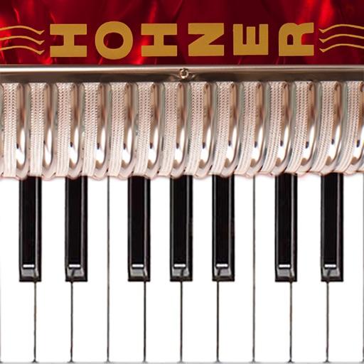 Hohner Piano Mini SqueezeBox Accordion