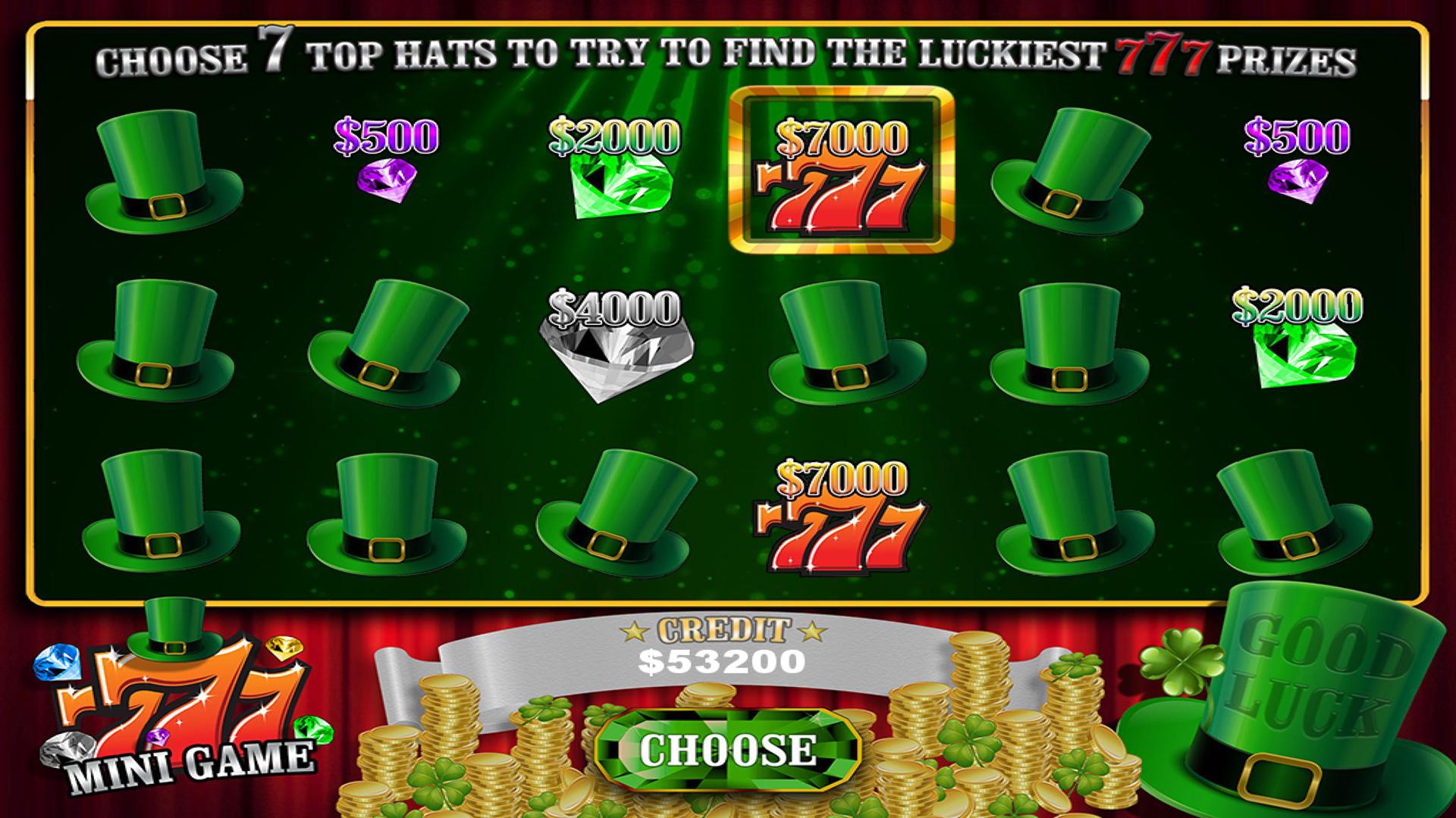 Crock O'Gold Slots 2 - Dublin Yer Cash TV screenshot 5
