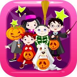 Halloween Rotation Game For Kids