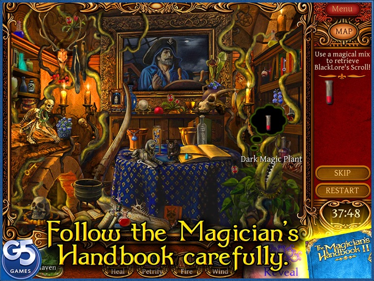 The Magician's Handbook II: Blacklore HD screenshot-3