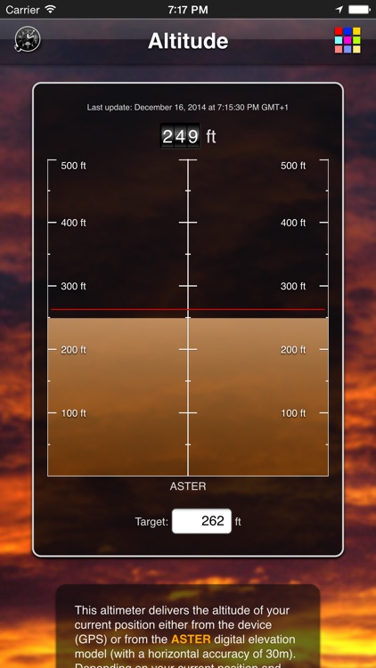 Altitude App screenshot-1