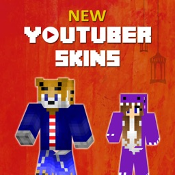 New Youtuber Skins for Minecraft Pocket Edition