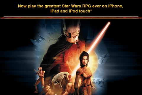 Star Wars®: Knights of the Old Republic™ screenshot 1