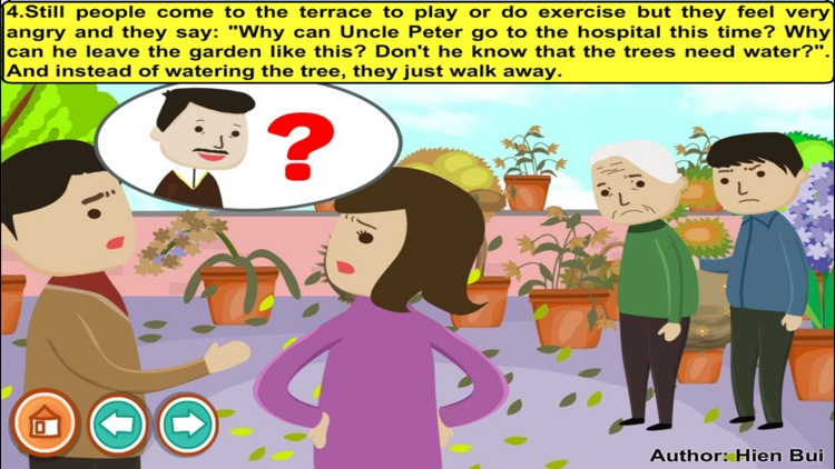 A good work in the garden (story and games for kids) screenshot-3