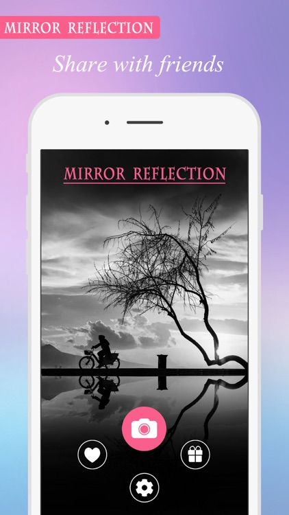 Photo Reflection Effects Pro - Mirror & Water Reflect FX Picture Editing Booth screenshot-4