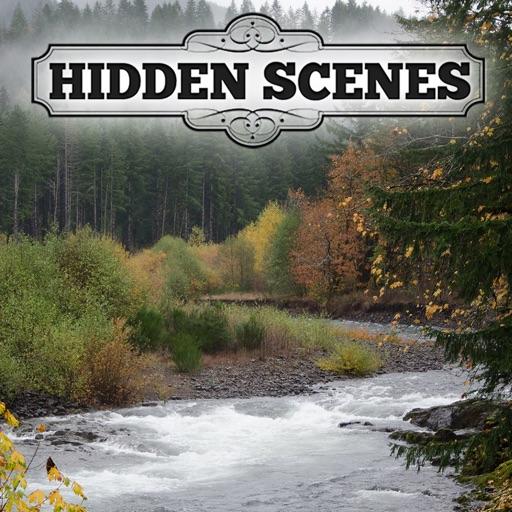 Hidden Scenes - River Wild iOS App