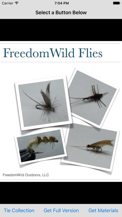 FreedomWild Fly Patterns