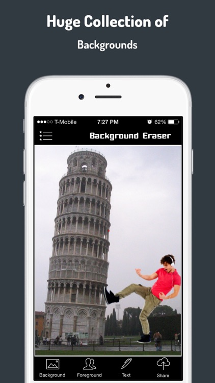 Background Eraser -  Free App to Cut Out and Erase a Photo!