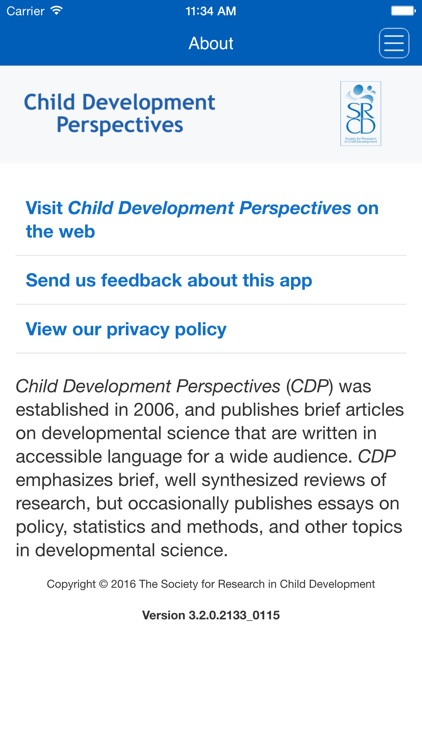 Child Development Perspectives screenshot-4