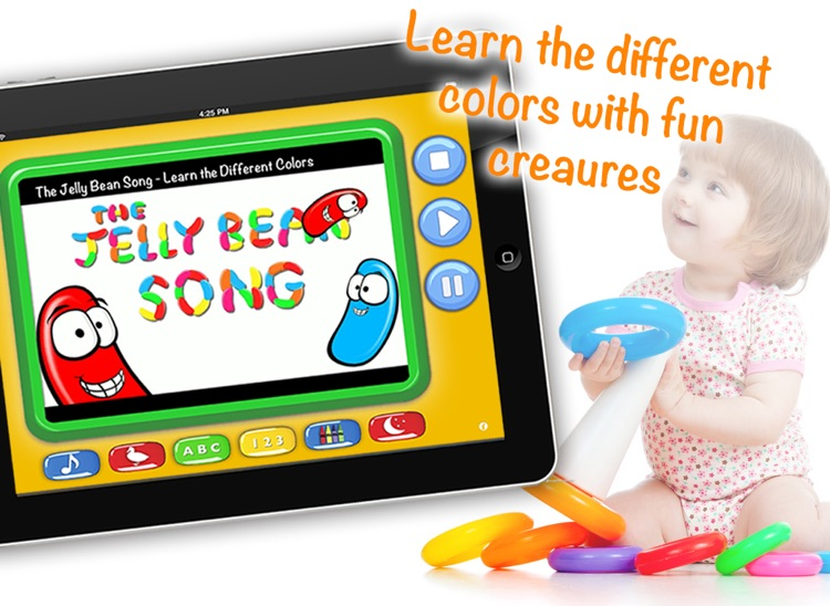 ZOOLA Kids Videos HD - Educational Videos for kids screenshot-1