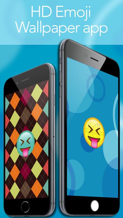 Emoji Wallpaper Builder! FREE - Backgrounds, Themes, &