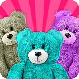 Teddy Bear Makeover - A Animal Makeup & Dress-up Game