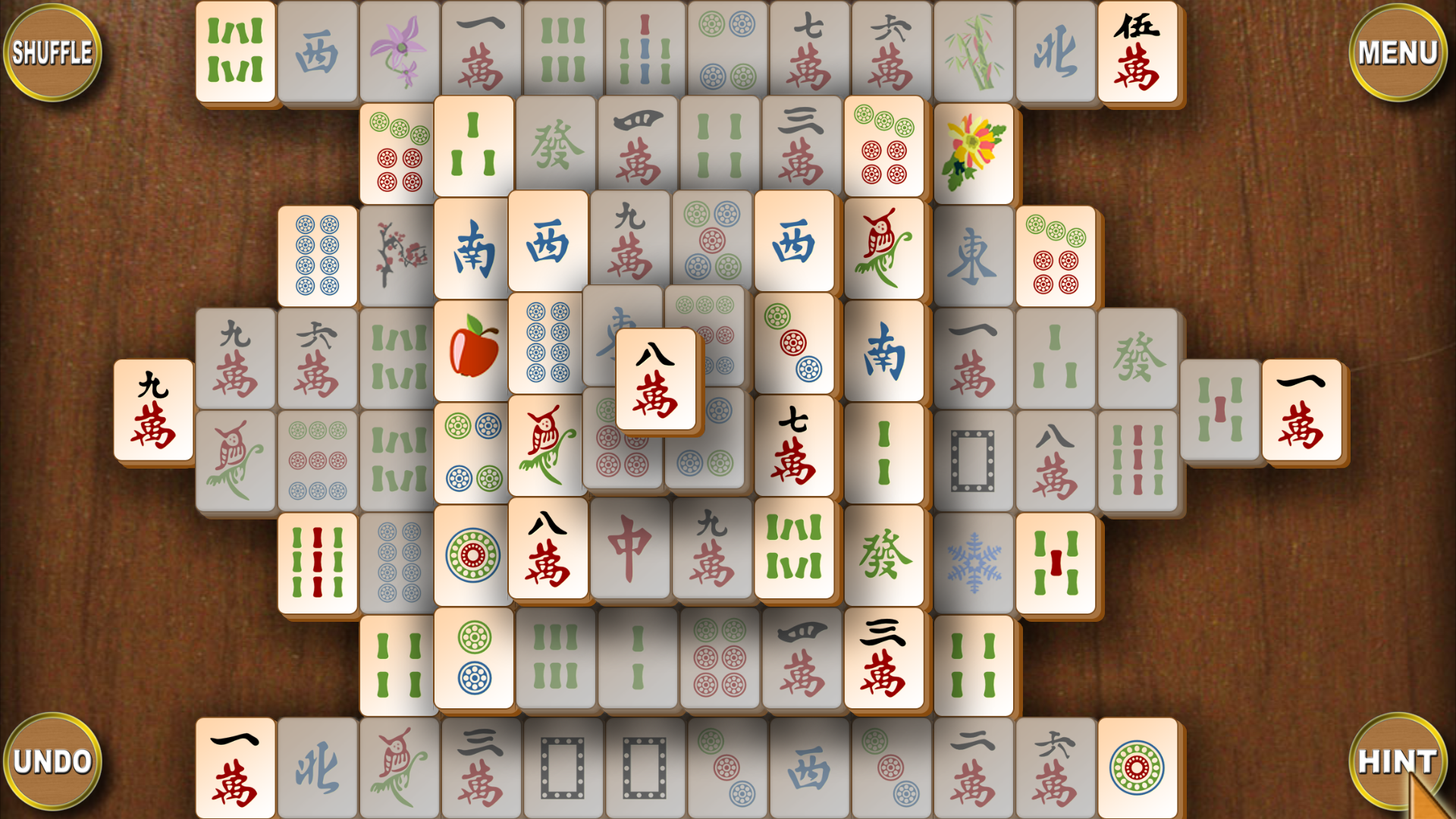 Mahjong!! screenshot 11