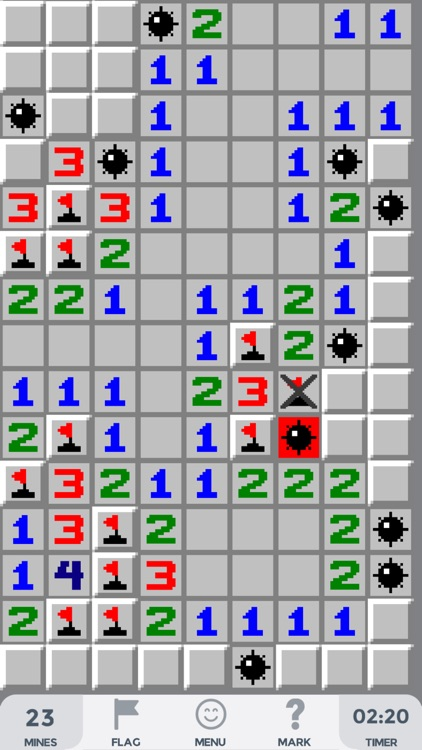 Minesweeper Go screenshot-1