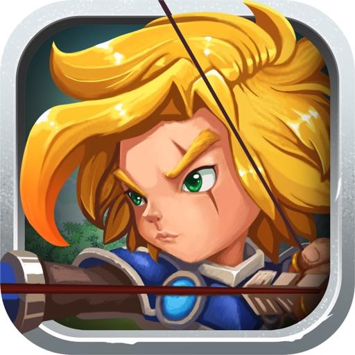 Fantasy Archery: Giant Hunter