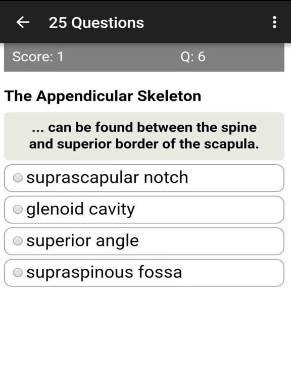 Anatomy & Physiology Review Quiz | App Price Drops