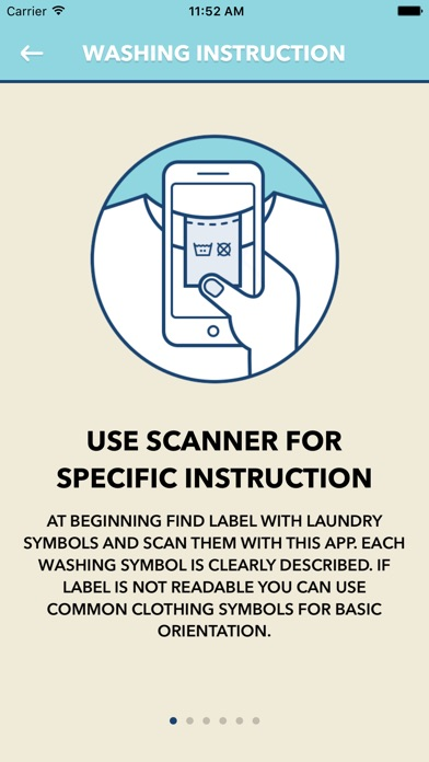 Laundry Day - Care Symbol Reader-3