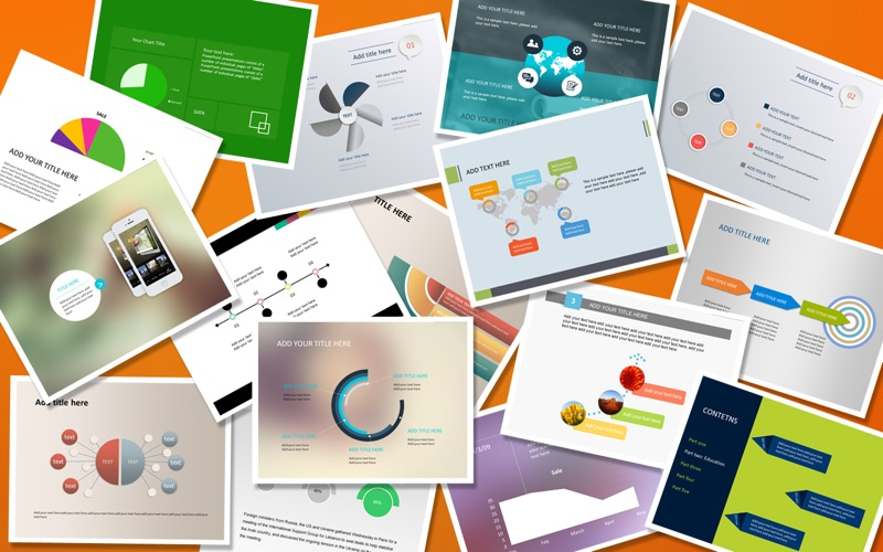 Templates for PowerPoint - Free Screenshot
