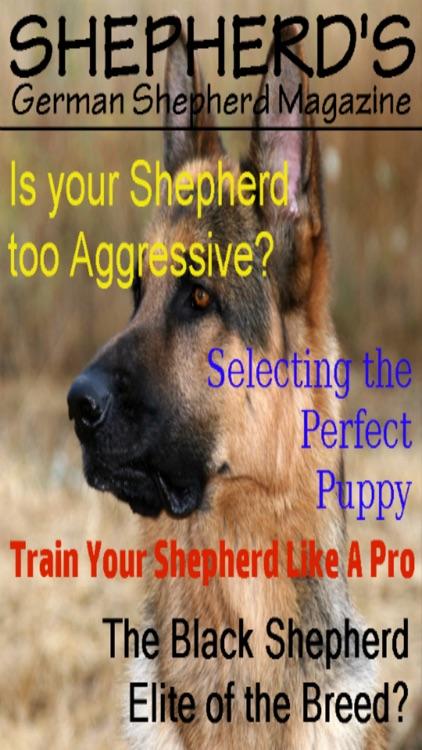 Shepherd's:German Shepherd Magazine