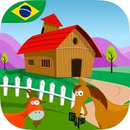 Adventure at the Farm for Children (Portuguese of Brazil) Free