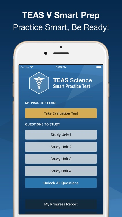 TEAS V Science Smart Prep 2016 Premium Edition screenshot-0