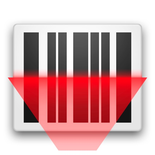Barcode scanner - Barcode reader Icon