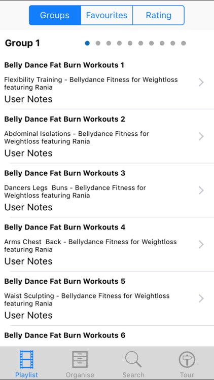 Belly Dance Fat Burn Workouts