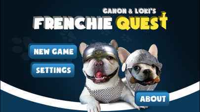Frenchie Quest screenshot one