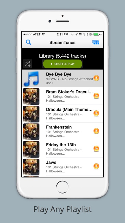 iStreamTunes - Music & Video Streaming for iTunes