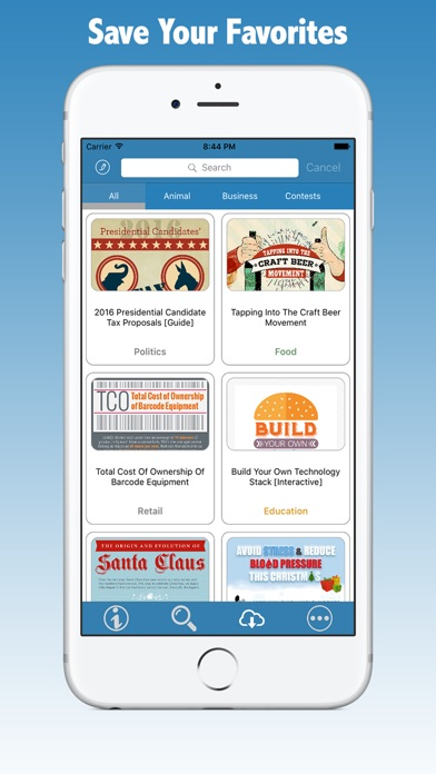 Daily Infographic: Daily Infographic App: Insight & Download