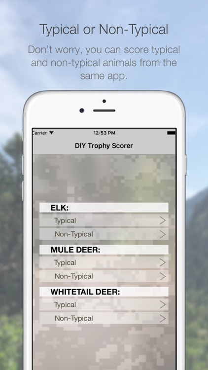 DIY Trophy Scorer screenshot-2