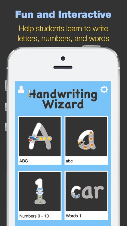 Handwriting Wizard - Learn to Write Letters, Numbers & Words