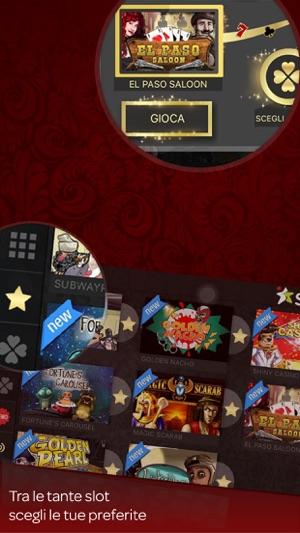 Sisal slot app