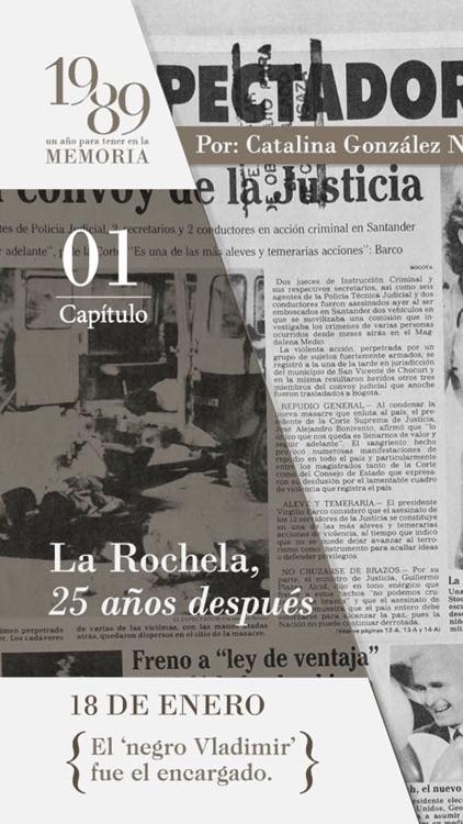 Editoriales El Espectador screenshot-3