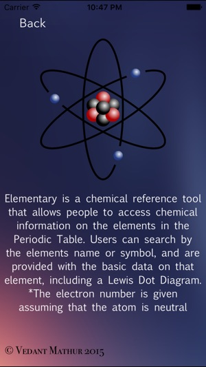 Elementary periodic table tool on the app store urtaz Images