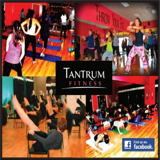 Tantrum Fitness icon