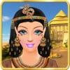Egypt Princess Romaa Makeup Makeover & Dress up Salon girls games