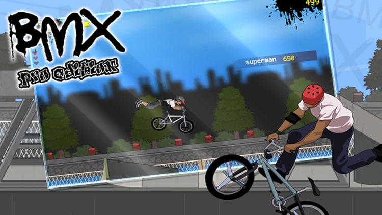 BMX - Pro Edition screenshot-3