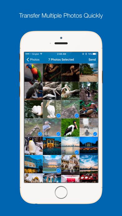 Bluetooth Share Center - Transfer Files & Photos Effortlesslyのおすすめ画像2