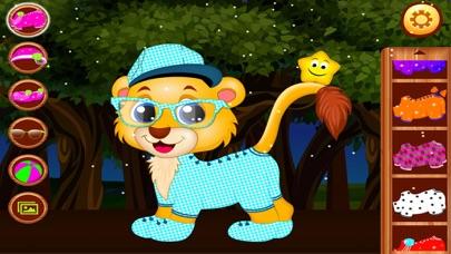 Baby Lion Salon screenshot three