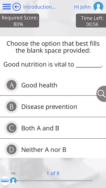 Learn Diabetes, Cancer, and Nutrition by GoLearningBus screenshot-3