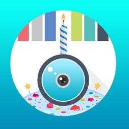 Birthday Video Recorder