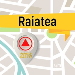 Raiatea Offline Map Navigator and Guide
