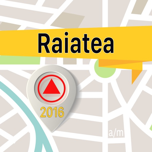 Raiatea Offline Map Navigator and Guide