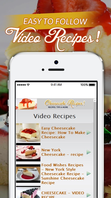 Cheesecake Recipes! Recipes, Tips & More