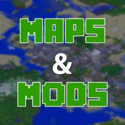 Maps & Mods for Minecraft PC - Ultimate Collection for 2016
