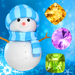 Snowman Games and Christmas Puzzles - Match snow and frozen jewel for this holiday countdown Hack Online Generator