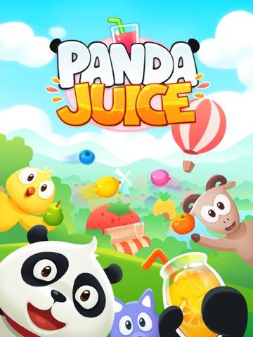 Panda Juice - matching 3 fruit puzzle adventureのおすすめ画像5
